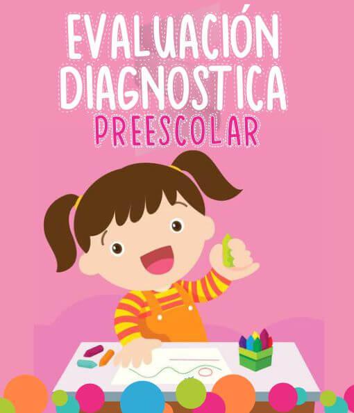 Evaluacion diagnostica Preescolar