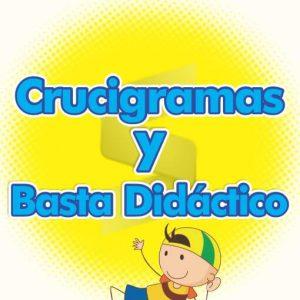Crucigramas y Basta Didactico