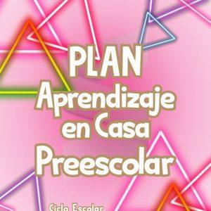 Plan de Aprendizaje en Casa para Preescolar 2019 - 2020