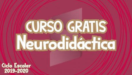 Curso GRATIS Neurodidáctica para Docente 2019 - 2020