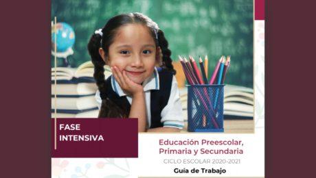 Consejo Técnico Escolar - Fase Intensiva 2020 - 2021