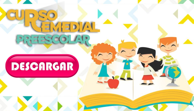 Curso Remedial de Nivelación Preescolar 2
