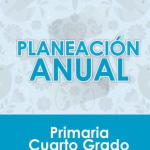 Plan Anual de Cuarto Grado de Primaria 2020 - 2021