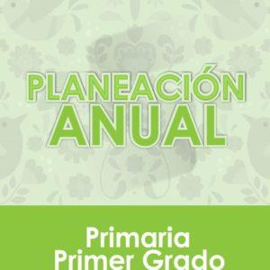 Plan Anual de Primer Grado de Primaria 2020 - 2021
