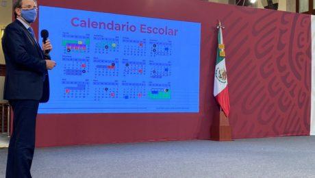 SEP Se presenta el Nuevo Calendario Escolar 2020 - 2021