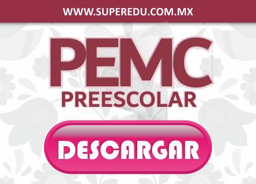 PEMC Preescolar 2020