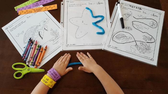 actividades de aprendizaje para ninos de preescolar