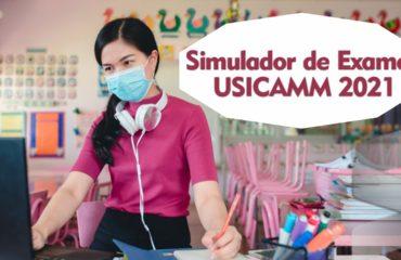 Simulador de Examen USICAMM 2021