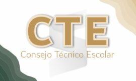 Consejo Tecnico Escolar 2021 - 2022