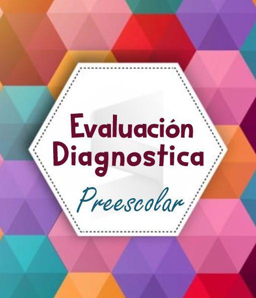 Evaluación Diagnostica de Preescolar