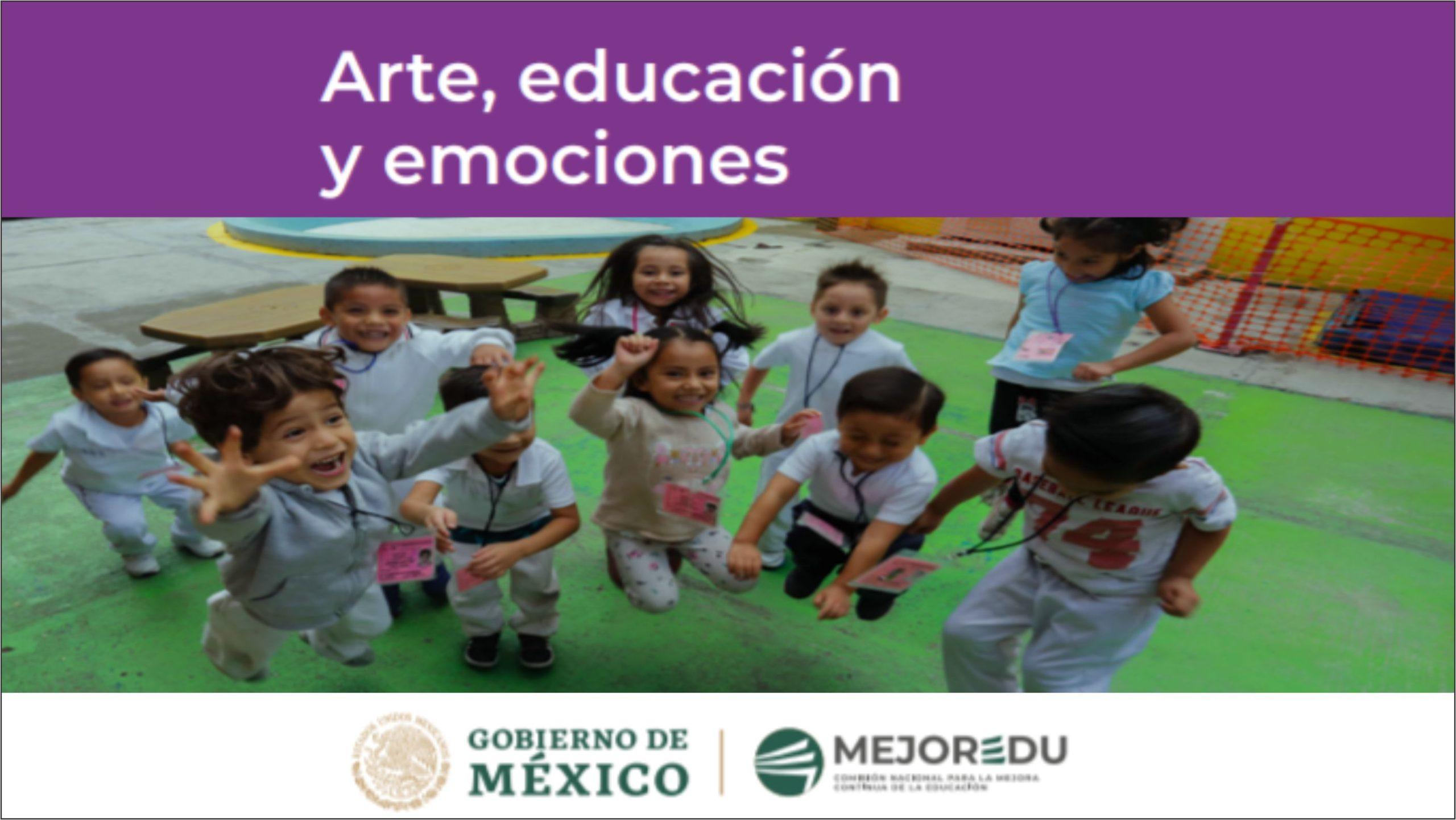 Taller ≫  Arte, educación y emociones para Educación Básica