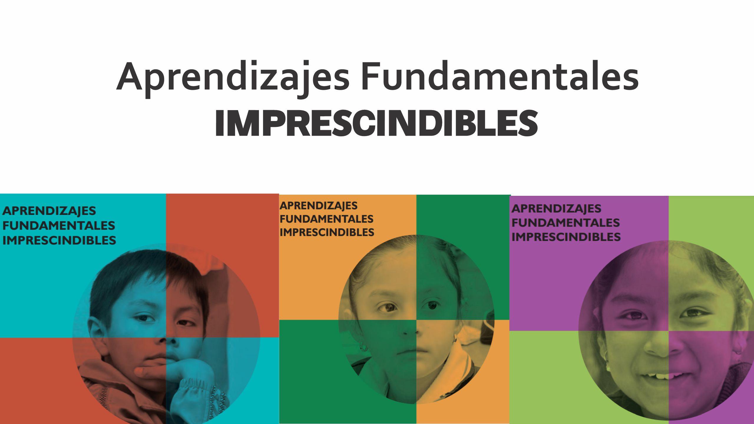 DESCARGA Cuaderno de Aprendizajes Fundamentales ⇨ Nivel Básico
