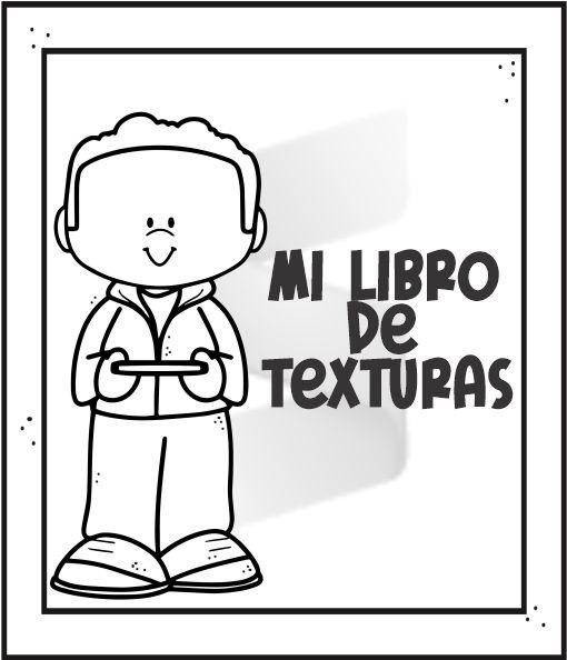 Mi Libro de Texturas para Preescolar
